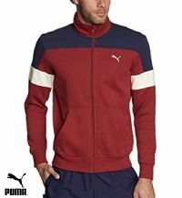 Men's Puma Retro Style Track top (830025-17)(Option 1) x5: £14.95